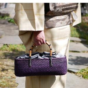 モロコシ編み