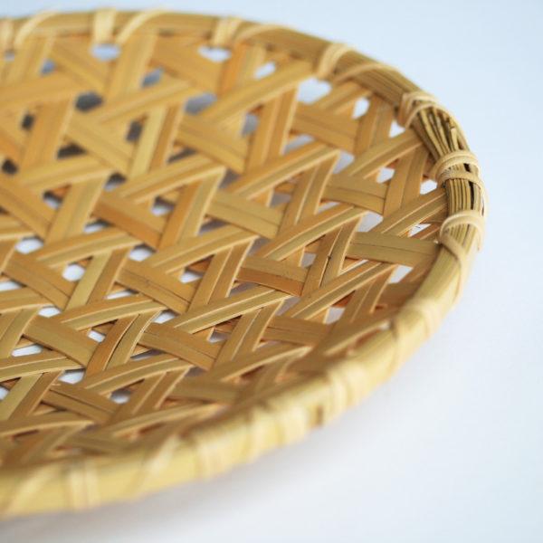 亀甲編み盛籠