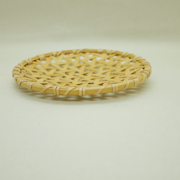 亀甲銘々皿