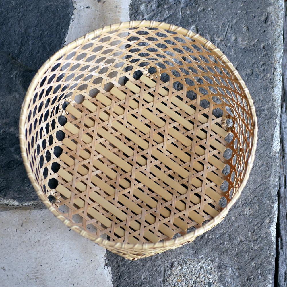 六つ目編みフリーボックス